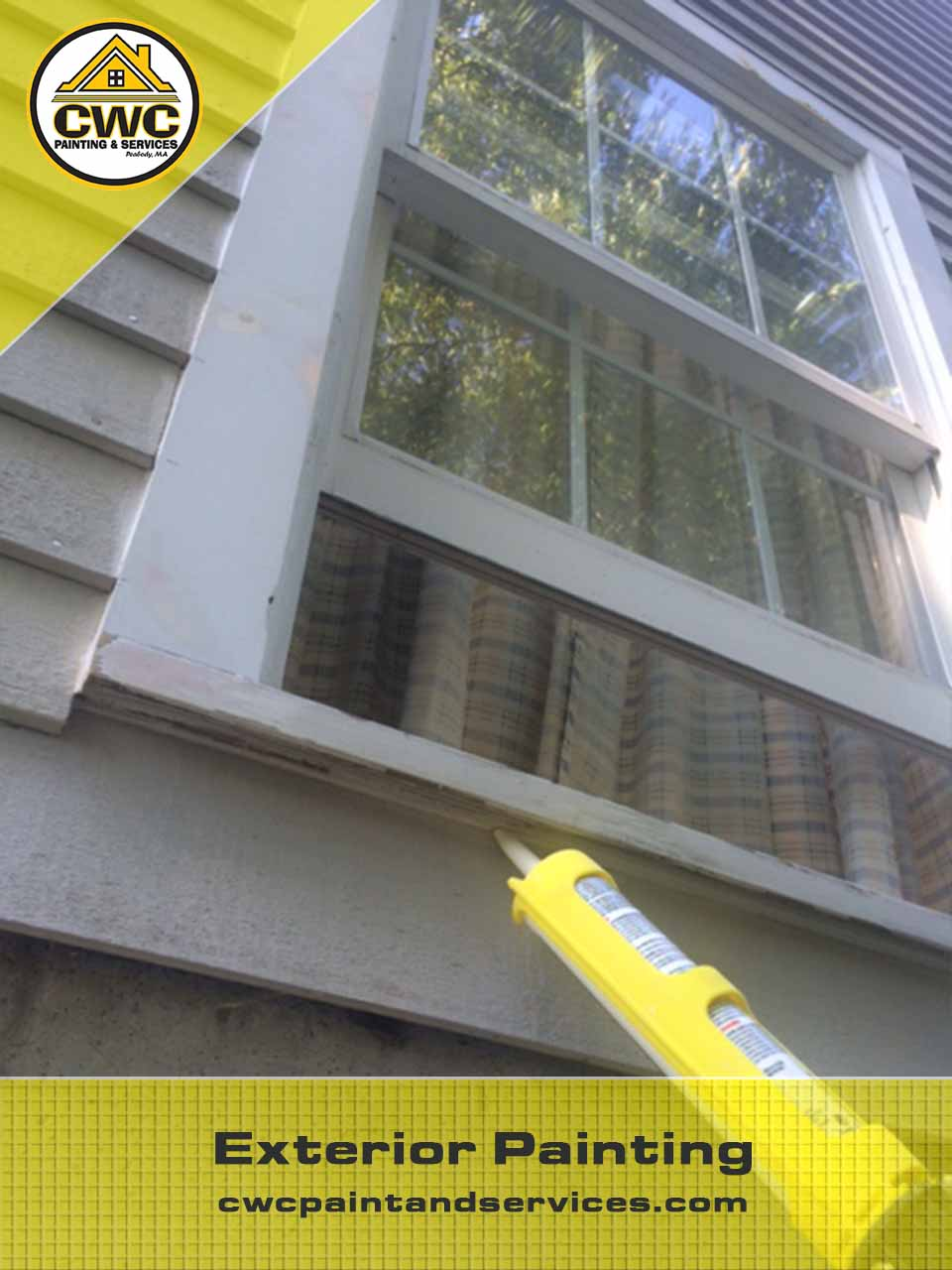 Exterior Painting Cwc Painting And Services