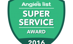 We have made the list one more year: CWC Painting received 2016 Angie's List Super Service Award