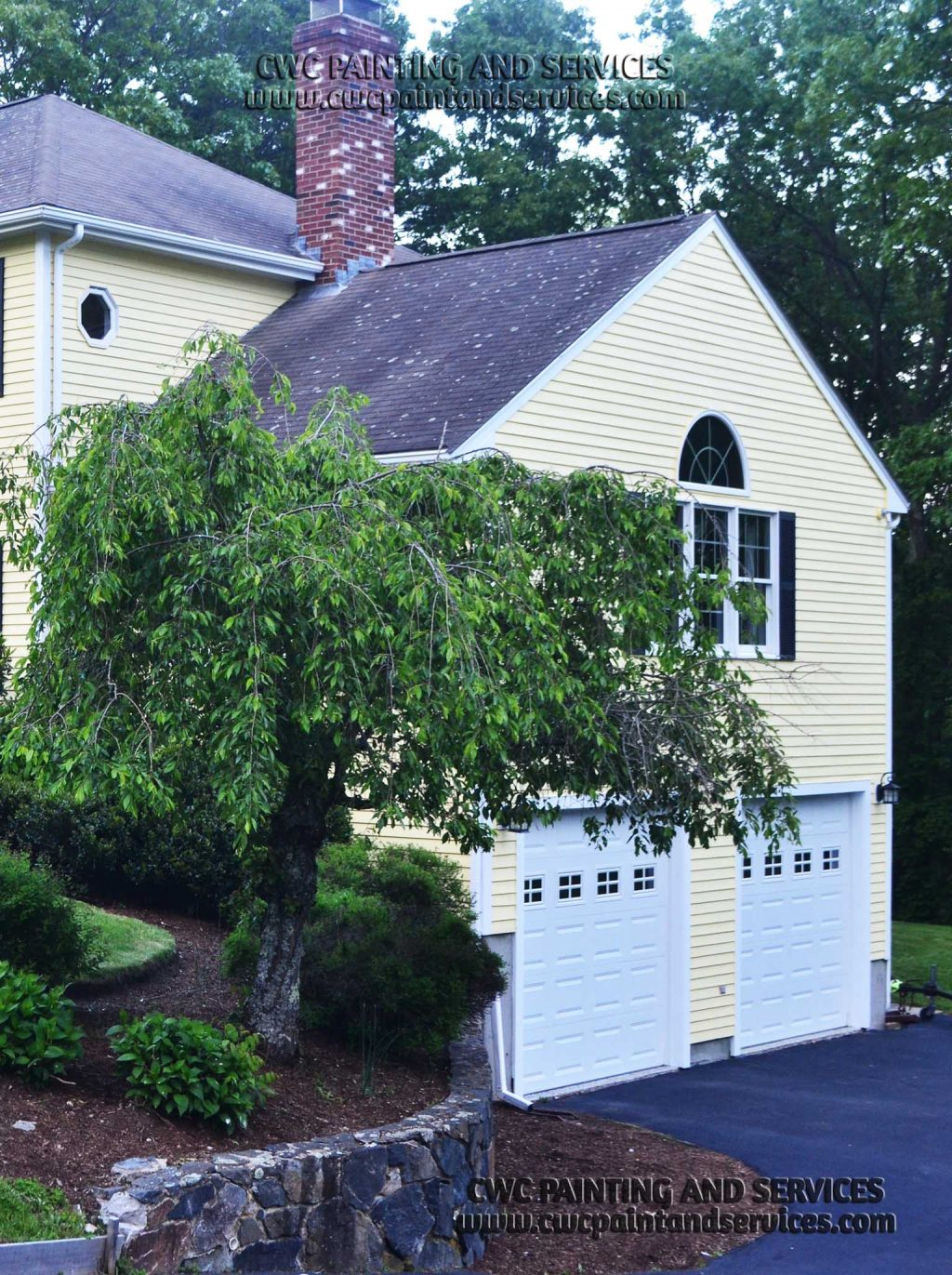 exterior painting Ipswich ma