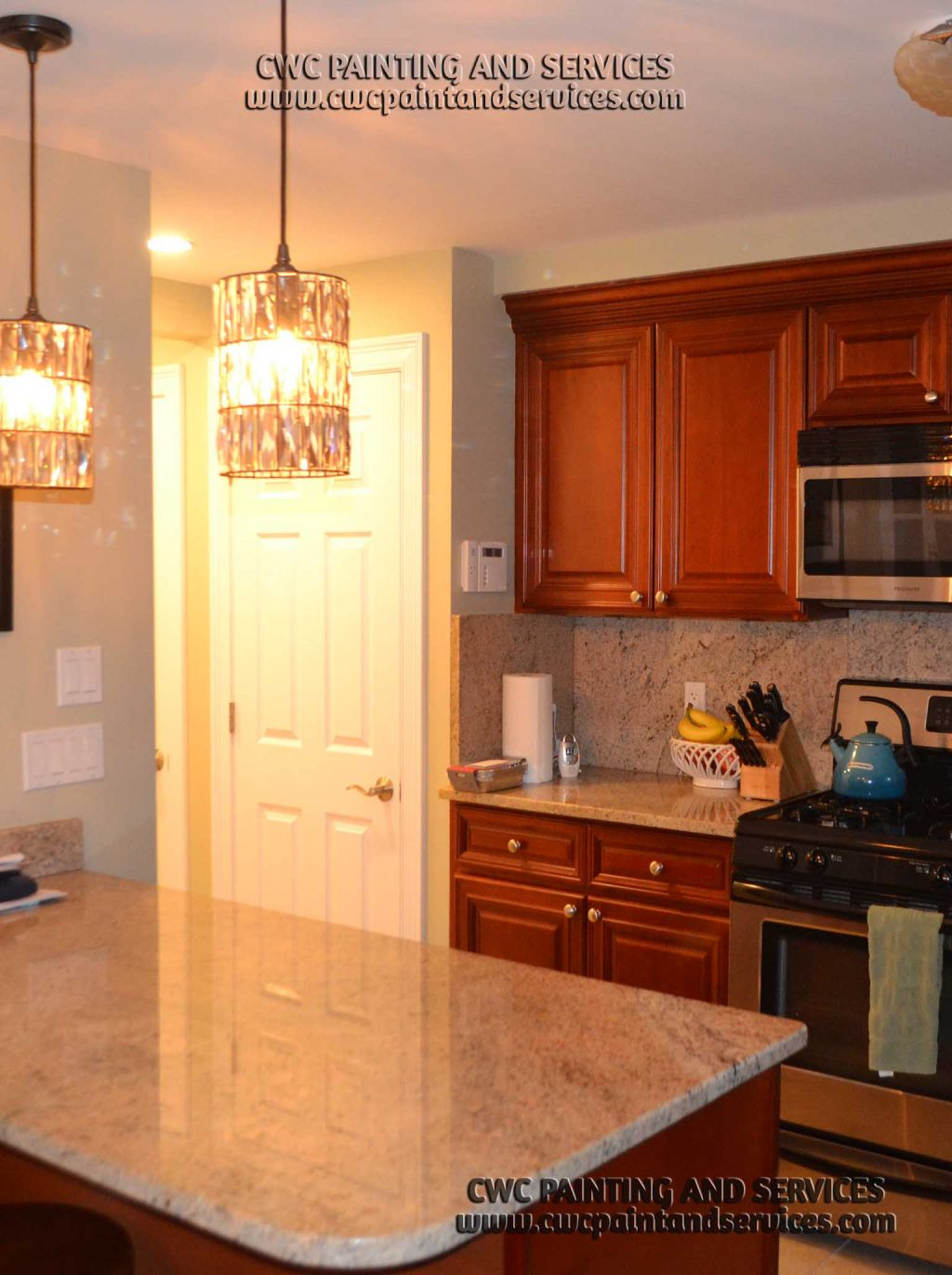 interior painting in Lynnfield MA
