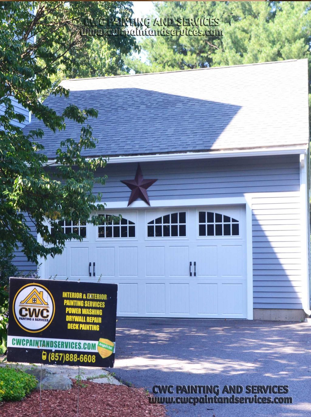 exterior painting in north andover ma