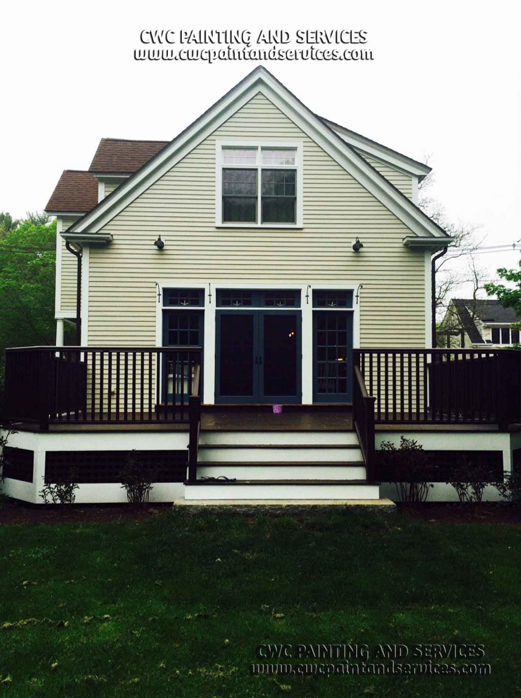 exterior painting andover ma