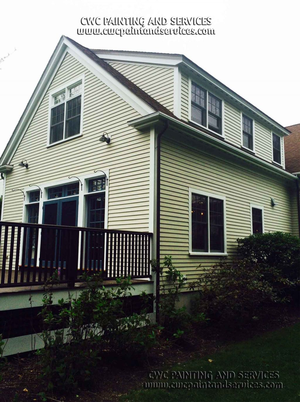exterior painting reading ma
