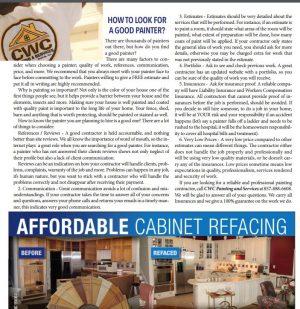 article featured magazine sudbury ma