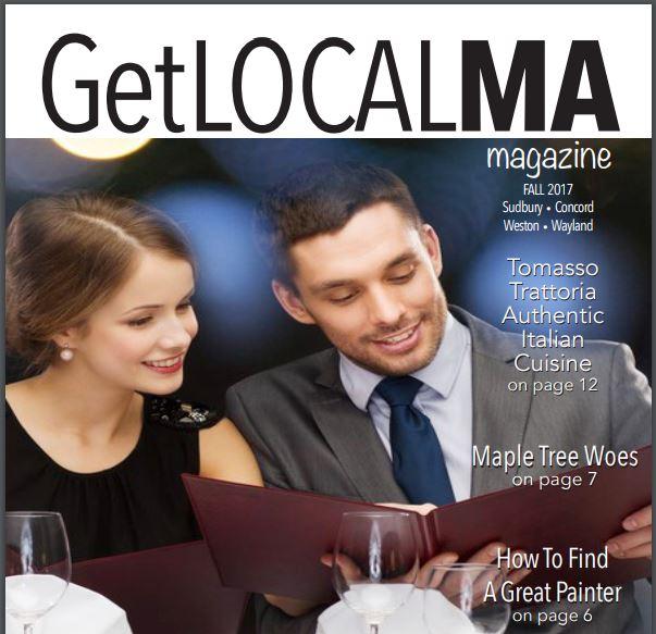 CWC featured again at Magazine in Sudbury, MA