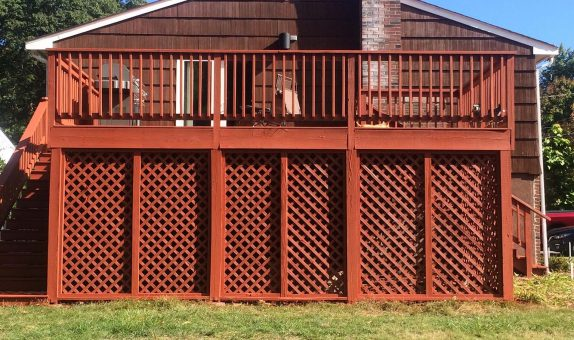 deck painting peabody ma