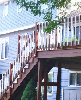 north andover house painting